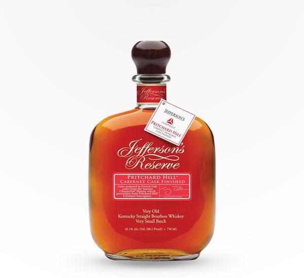 Jefferson's Reserve Pritchard Hill Bourbon