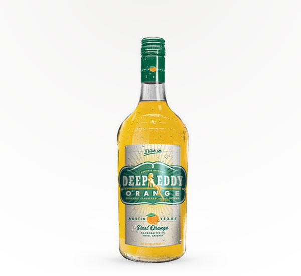 Deep Eddy Orange Vodka 750ml