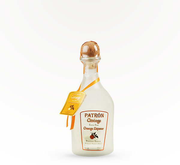 Patrón Citronge Orange
