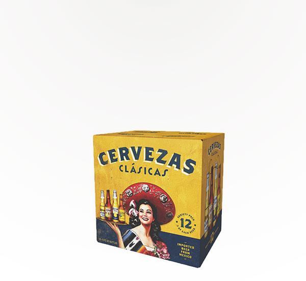 CERVEZAS CLASICAS 12PKB