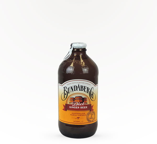 Bundaberg Ginger Diet Soda