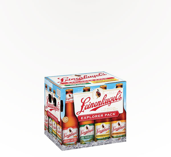 Leinenkugel Summer Explorer Pack