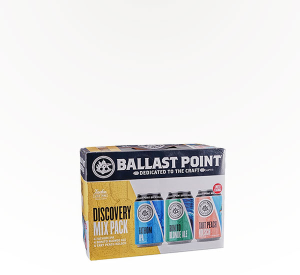 Ballast Point Discovery
