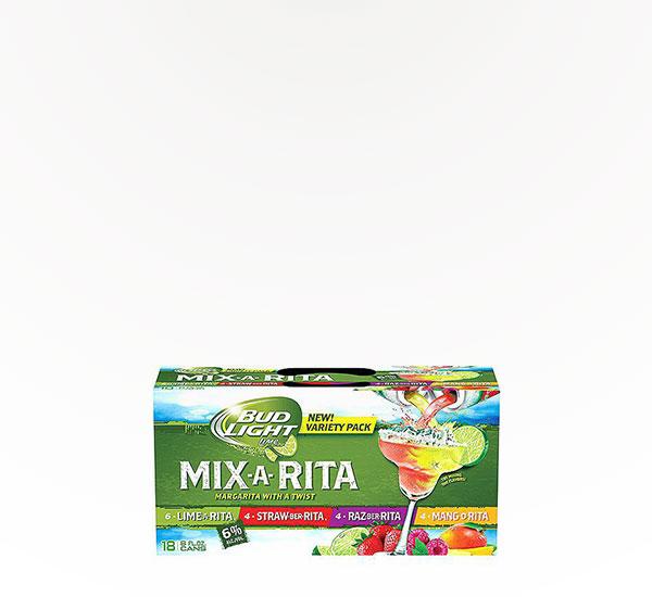 Bud Light Lime Mix A Rita