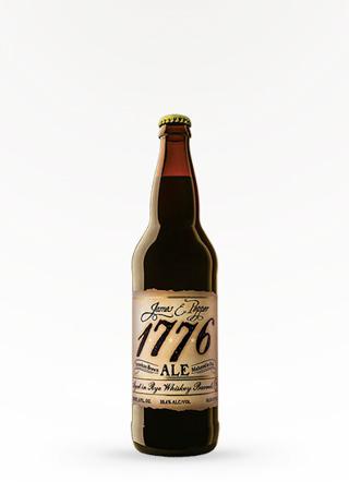James E. Pepper 1776 Barrel Aged Brown Ale