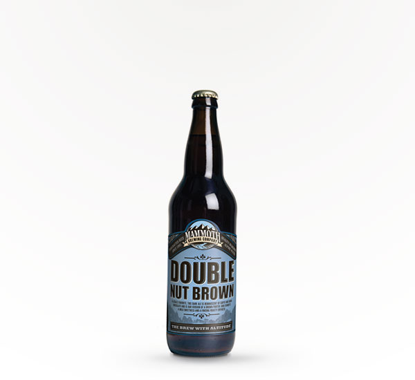 Mammoth Br Double Nut Brew Porter