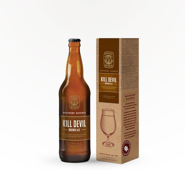 Wimder Kill Devil Brown Ale