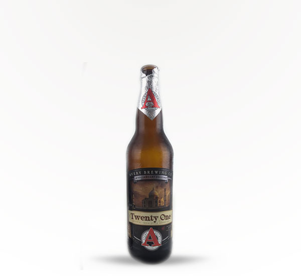 Avery Brewing Co 21st Anniversary