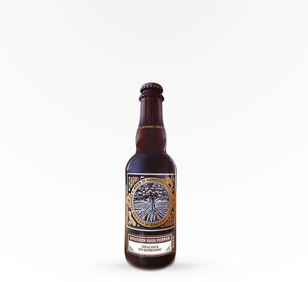 Almanac Beer CO Bourbon Sour Porter