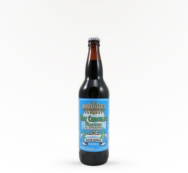 Bootleggers Mint Chocolate Porter
