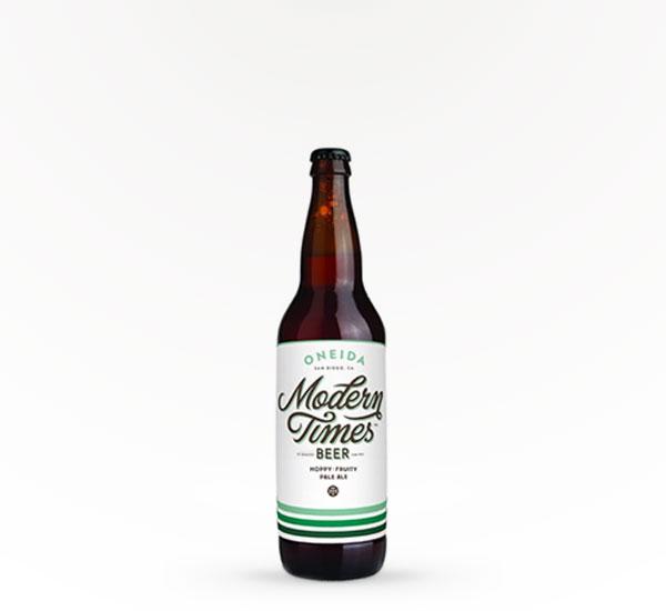 Modern Times Oneida Pale Ale