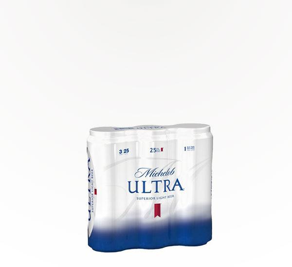 Michelob Ultra 3pkc
