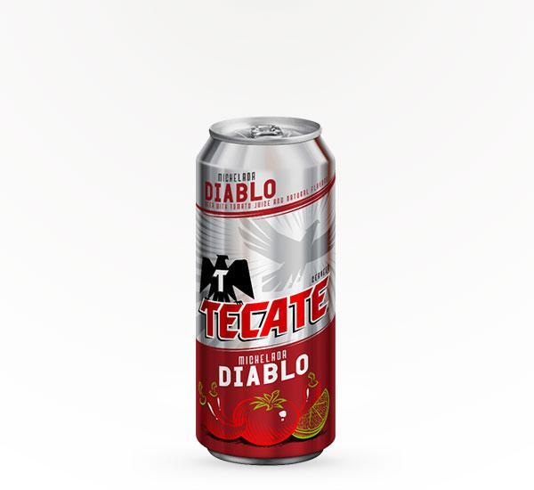Tecate Michelada Diablo