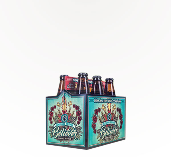 Ninkasi Brewing Believer Double Red Ale