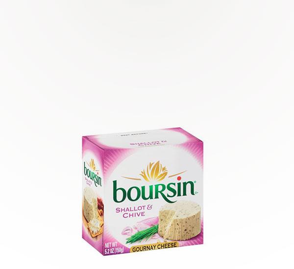 Boursin Shallot & Chive