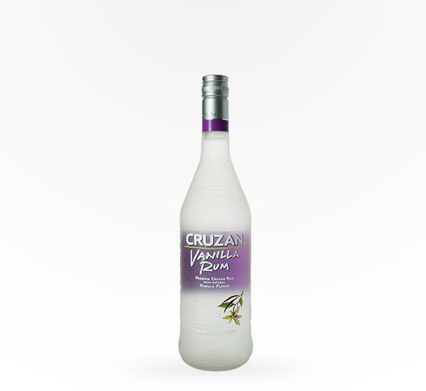 Cruzan Rum Vanilla