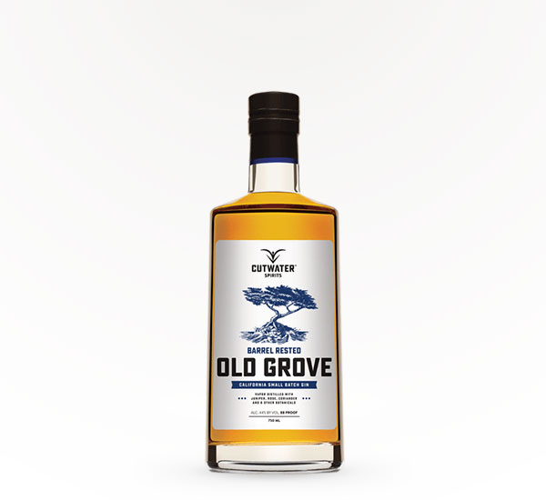 Cutwater Old Grove Barrel Aged Gin