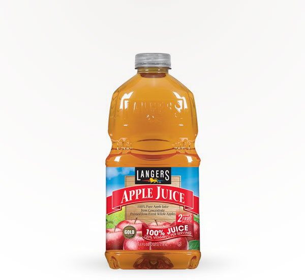 LANGER'S APPLE JUICE