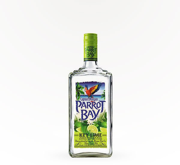 Captain Morgan Parrot Bay Ky Lime