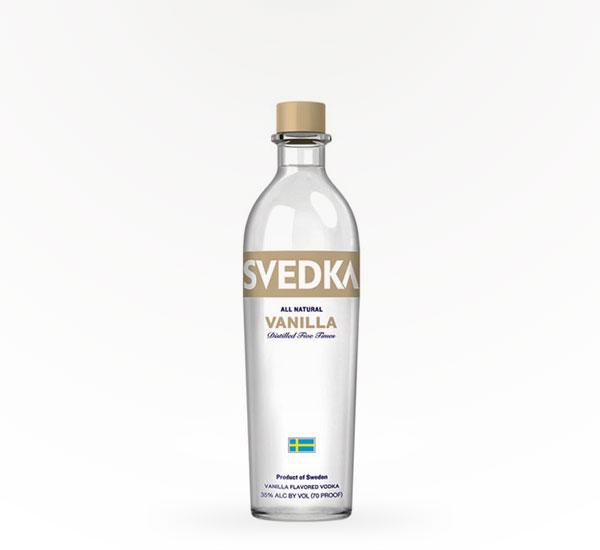 Svedka Vanilla Vodka