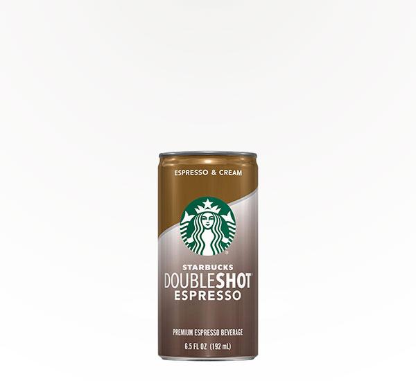 Frappuccino Double Shot Espresso & Cream