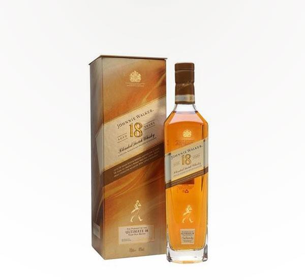 Johnnie Walker Scotch Gold 18-year-old