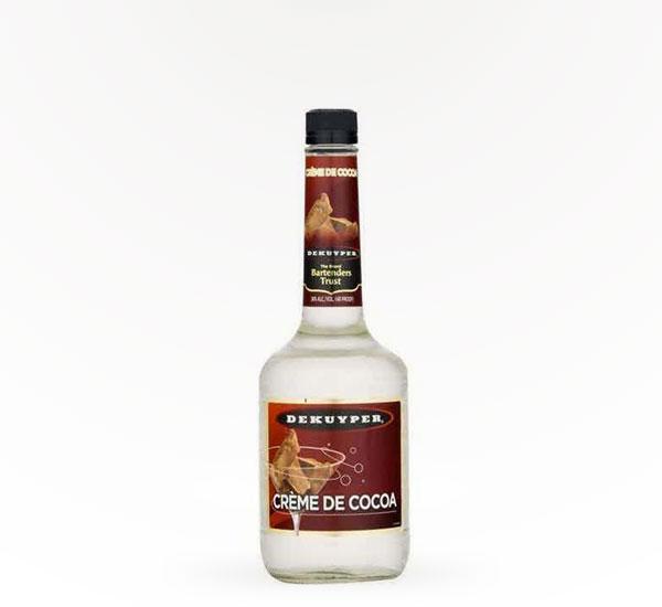 DeKuyper Creme De Cacao White