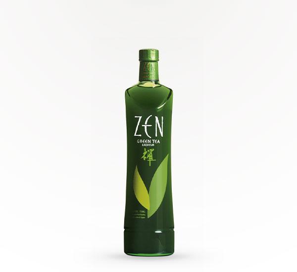 Zen Green Tea Liqueur