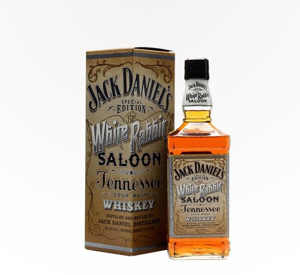 Jack Daniels White Rabbit Whiskey