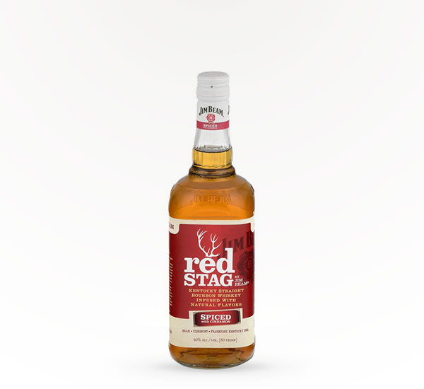 Red Stag Bourbon Spiced 750ml