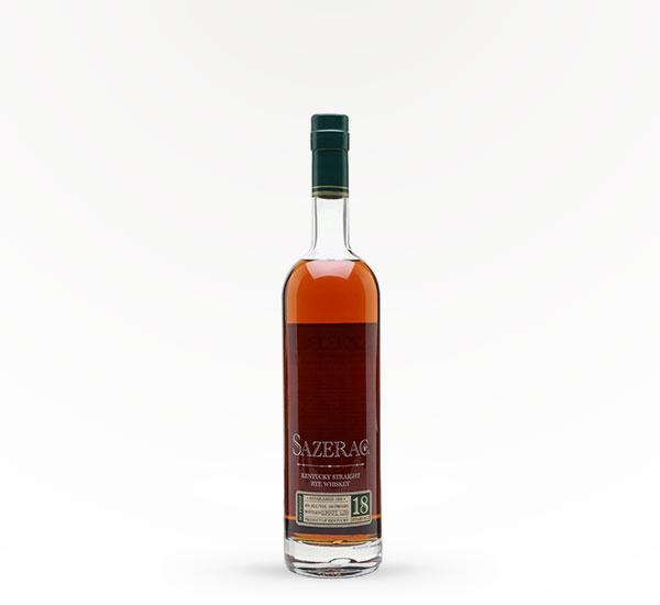Sazerac 18 YR Rye Whiskey