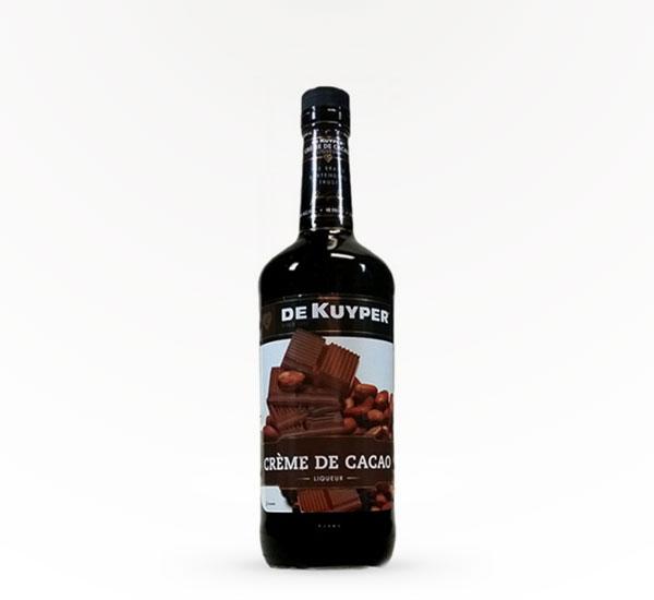 DeKuyper Creme de Cacao Brown