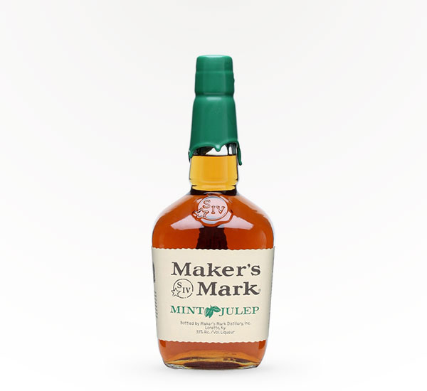 Makers Mark Mint Julep 1 Ltr