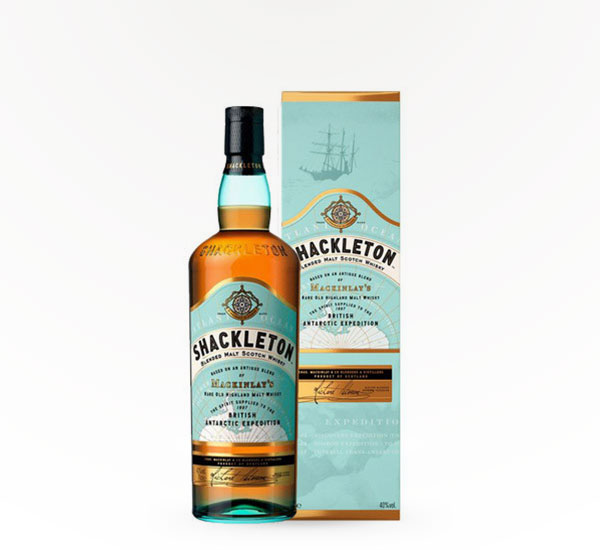 Mackinlays Shackleton Scotch