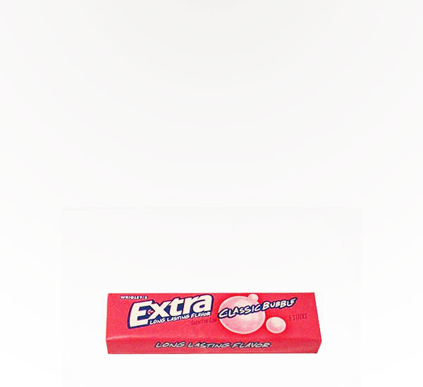 Wrigley's Classic Bubble Gum