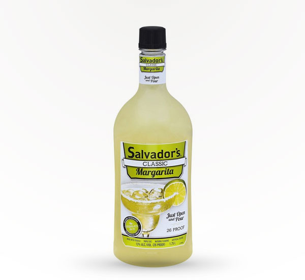 Salvador's Classic Margarita