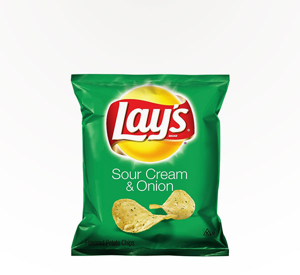 Lay's Sour Cream & Onion Potato Chips