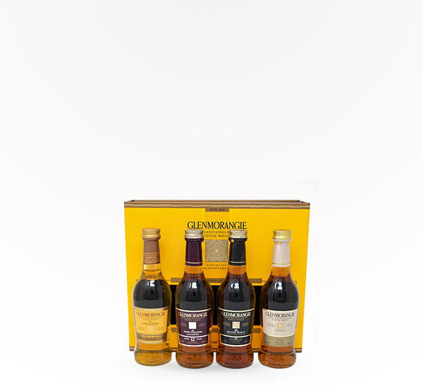Glenmorangie Pioneering Collection 4 Pack