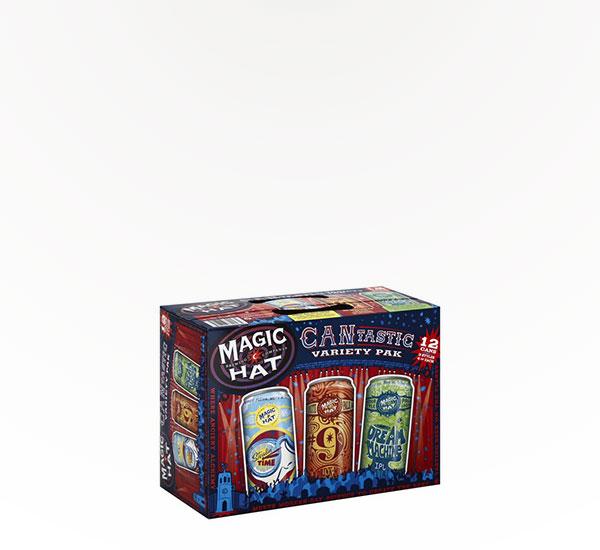 Magic Hat Cantastic 12pkc