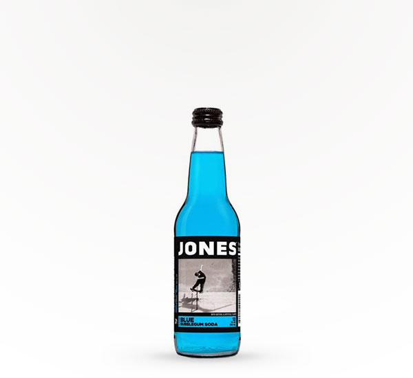 Jones Blueberry Bubblegum