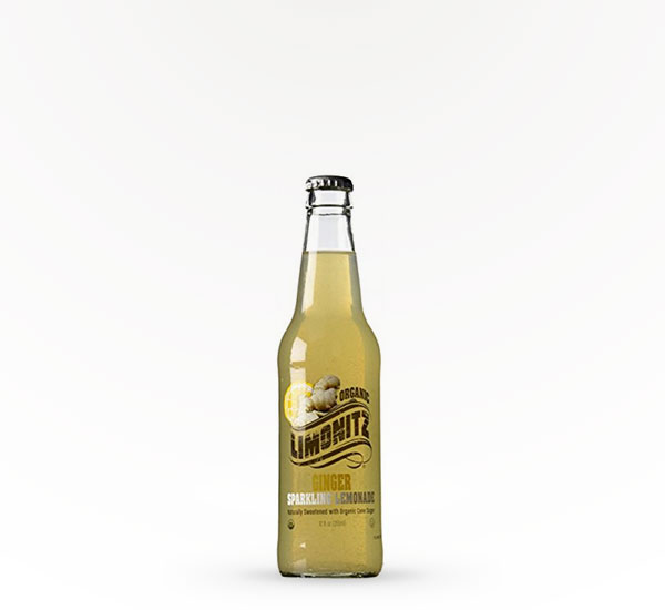 Limonitz Organic Ginger Lemonade Soda