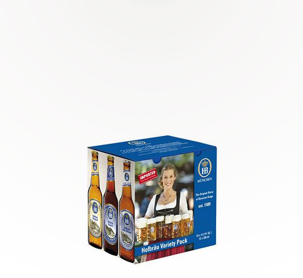 Hofbrau Variety Pack