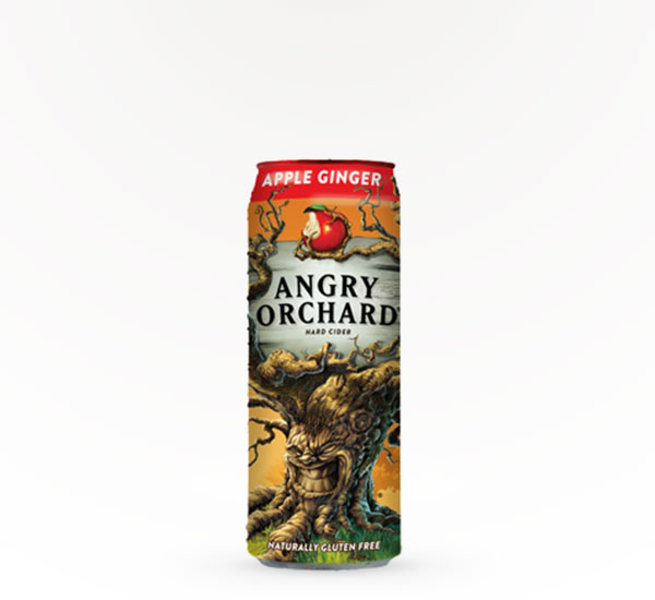Angry Orchard Ginger