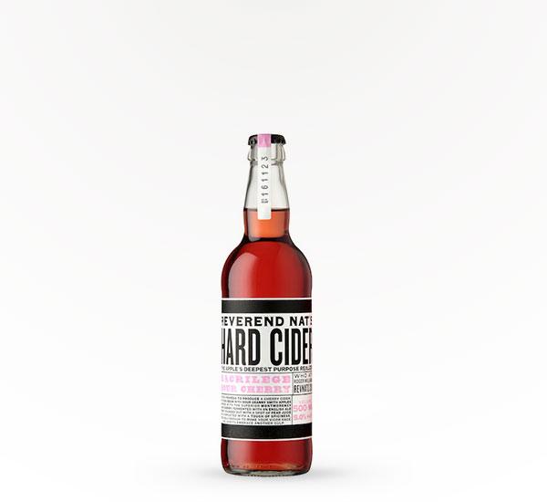 Reverend Nat's Sacrilege Sour Cherry Cider