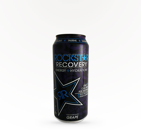 Rockstar Recovery Grape 16 Oz