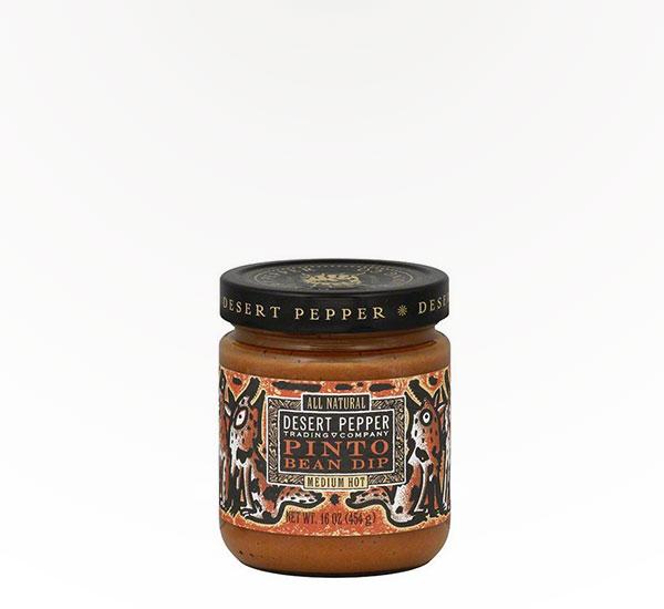 Desert Pepper Pinto Bean Dip