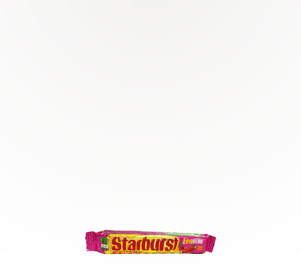 Starburst FaveReds