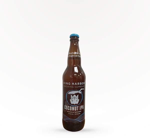 King Harbor Brewing IPA with Toasted Coconut