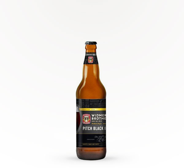 Widmer Bros Pitch Black
