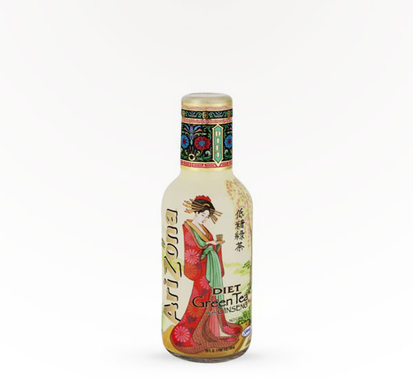Arizona Diet Green Tea/Ginseng